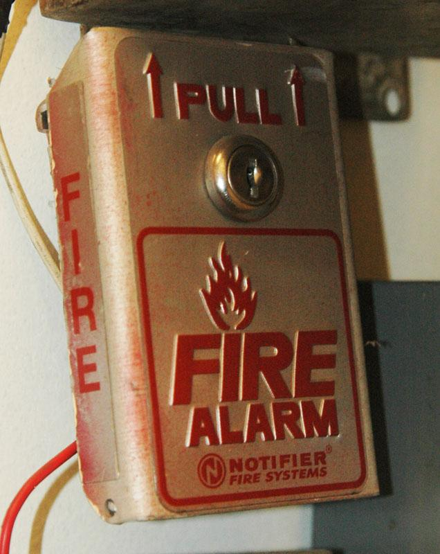 LCW Props: Notifier Fire Alarm - 3