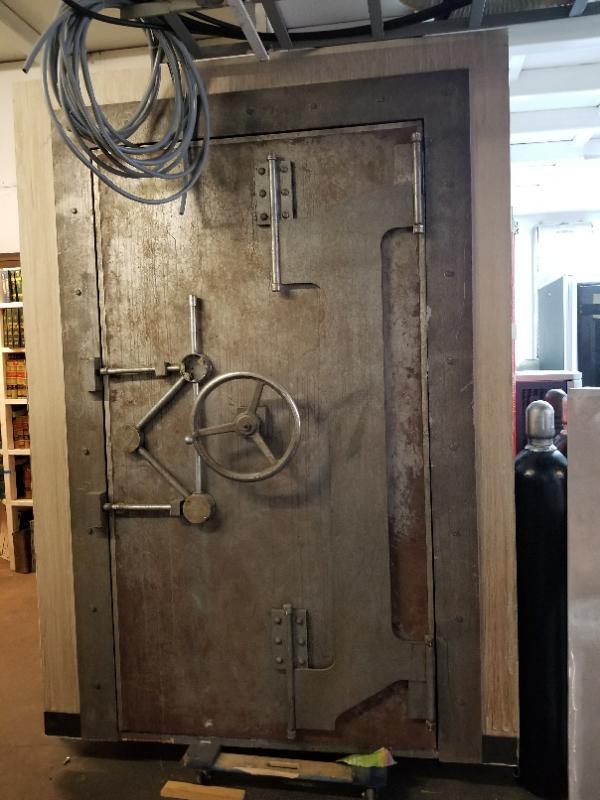 Lcw Props Faux Vault Door